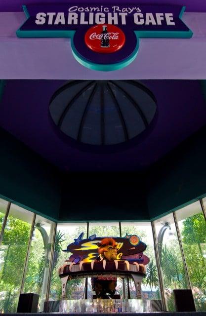 Cosmic Ray's Starlight Cafe (Walt Disney World) Review