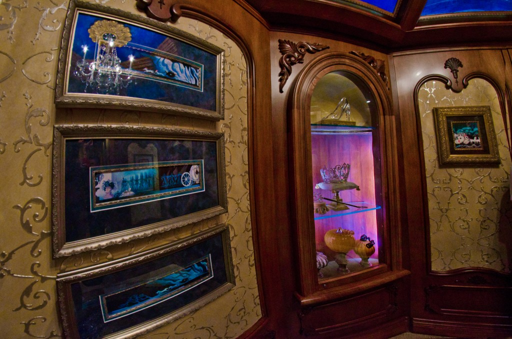 Apartment Inside Cinderella S Castle til cinderella's castle at the magic kingdom uses a technique