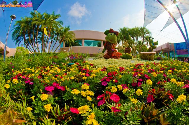 Flower Garden Festival Photo of the Day Disney Tourist Blog