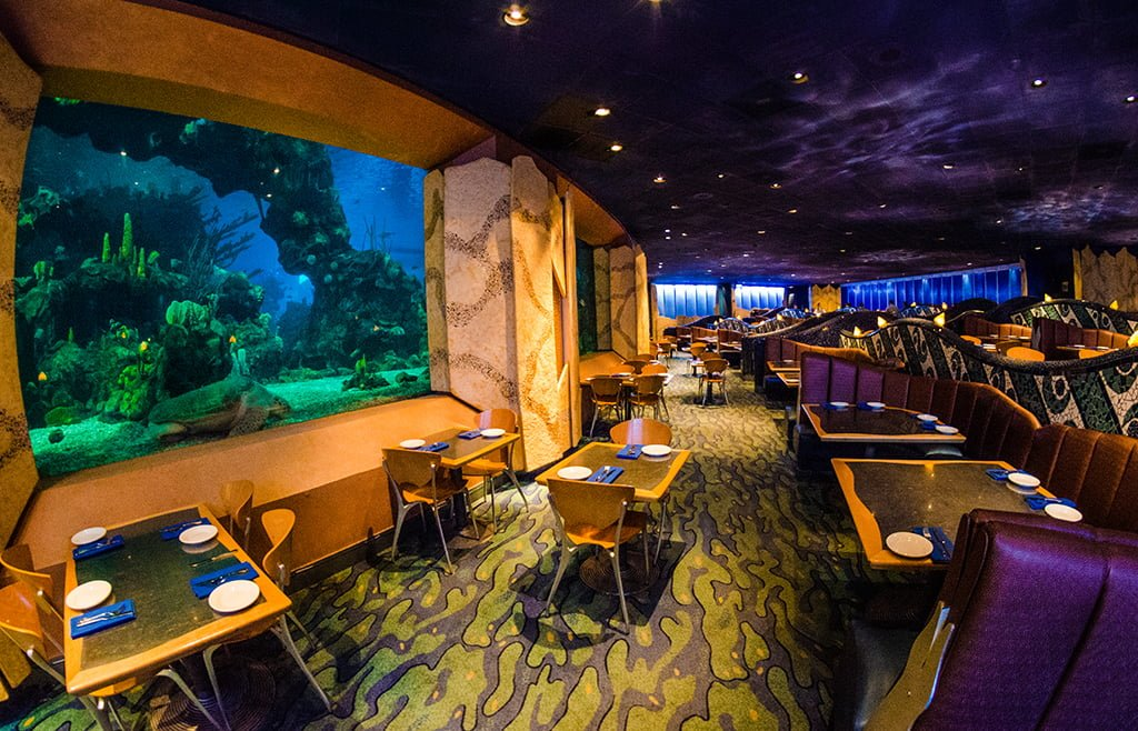 Coral Reef Review (Epcot)