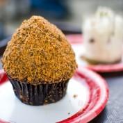 butterfinger cupcake