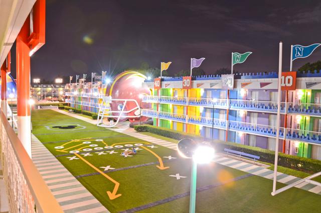 Image result for Disney All-Star Resorts, Orlando