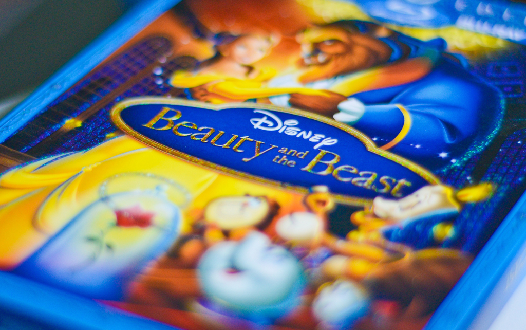 Beauty And The Beast Blu Ray Review Disney Tourist Blog