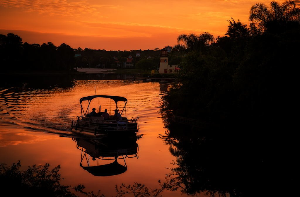 caribbean-beach-boat-sunrise