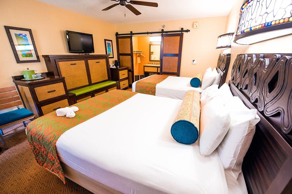 Best Preferred Rooms At Caribbean Beach Resort