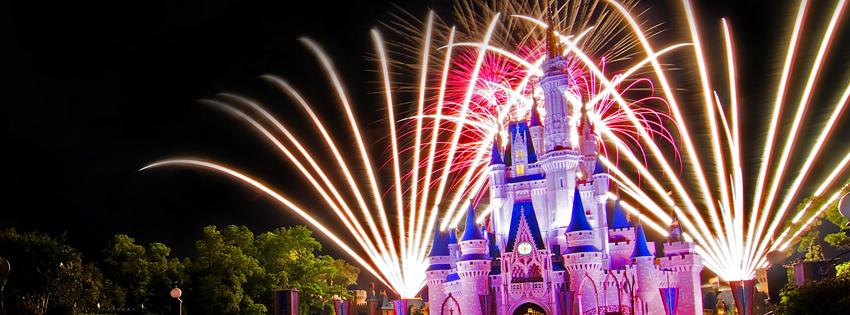 Disney world facebook covers
