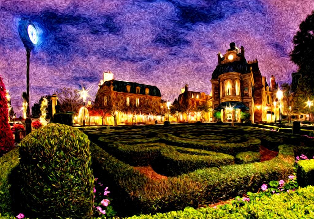 Famous Artists Do Disney?! - Disney Tourist Blog