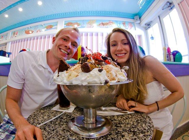 Everything But The Kitchen Sink Disney beaches & cream review - disney tourist blog