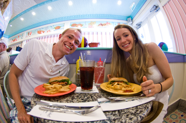 Romantic Disney World Restaurants - Beaches & Cream