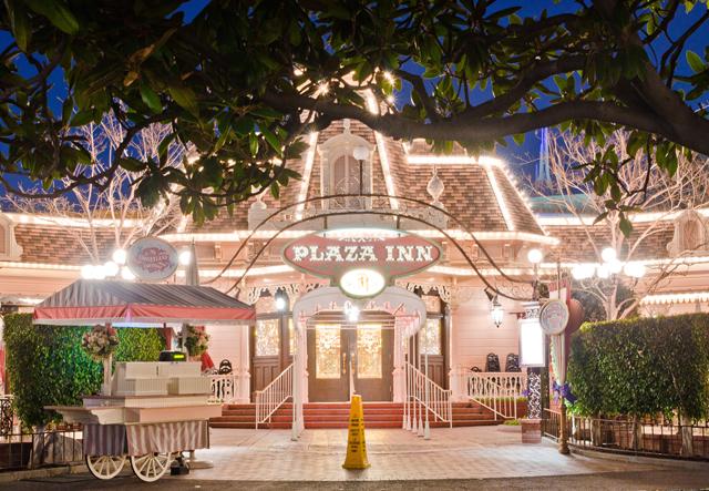 Plaza Inn Disneyland Restaurant Review