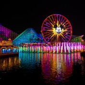 World of Color Side View