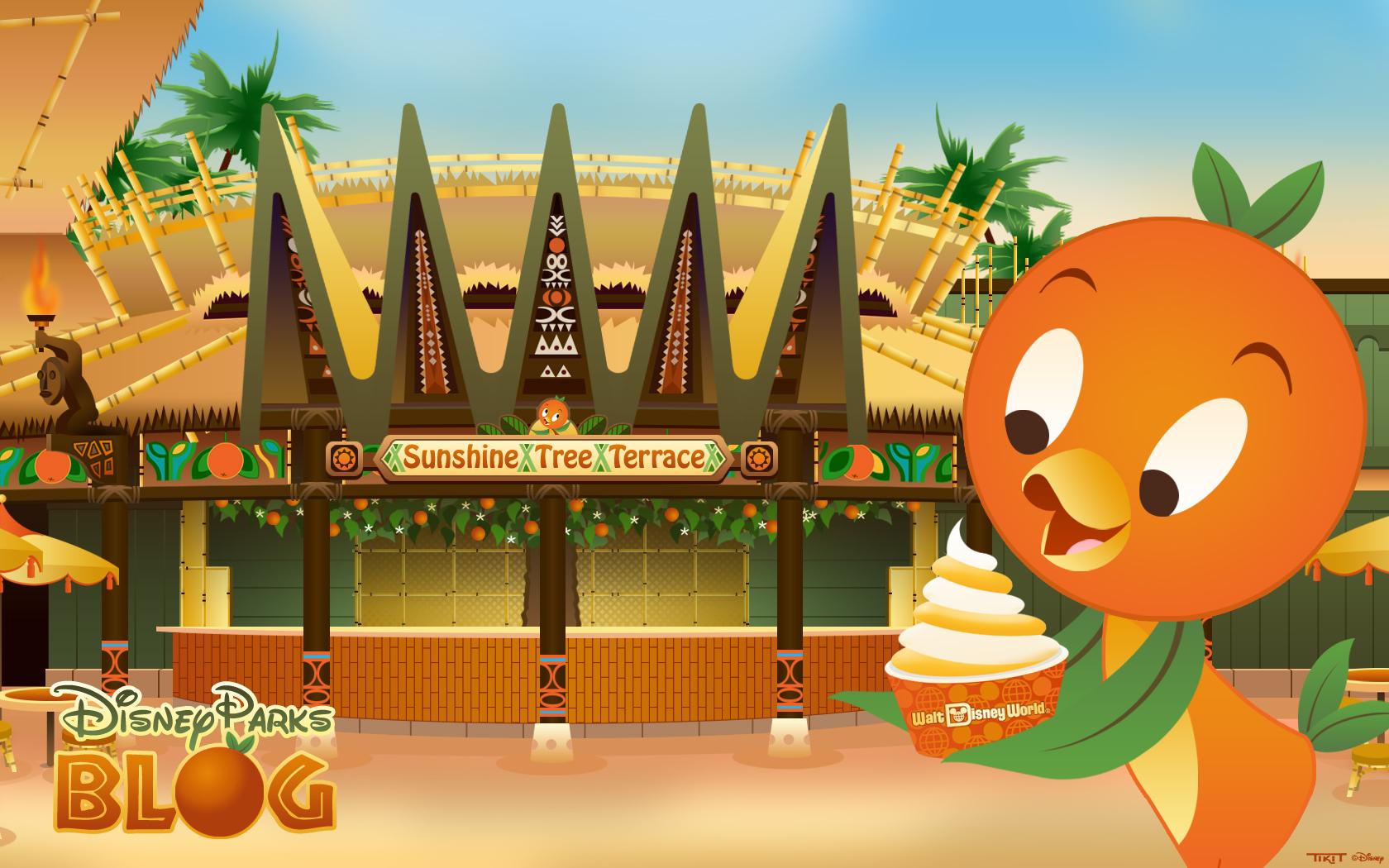 Orange Bird Returns To Walt Disney World Disney Tourist