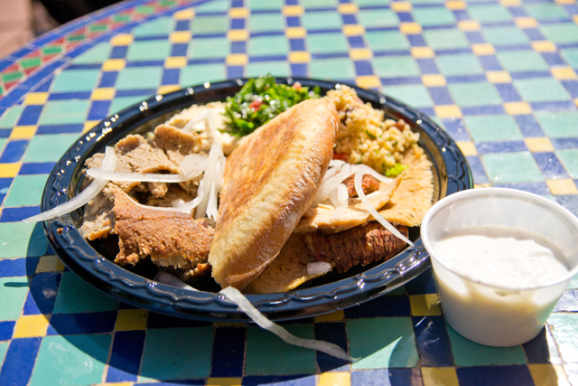 Best Quick Service Food At Epcot