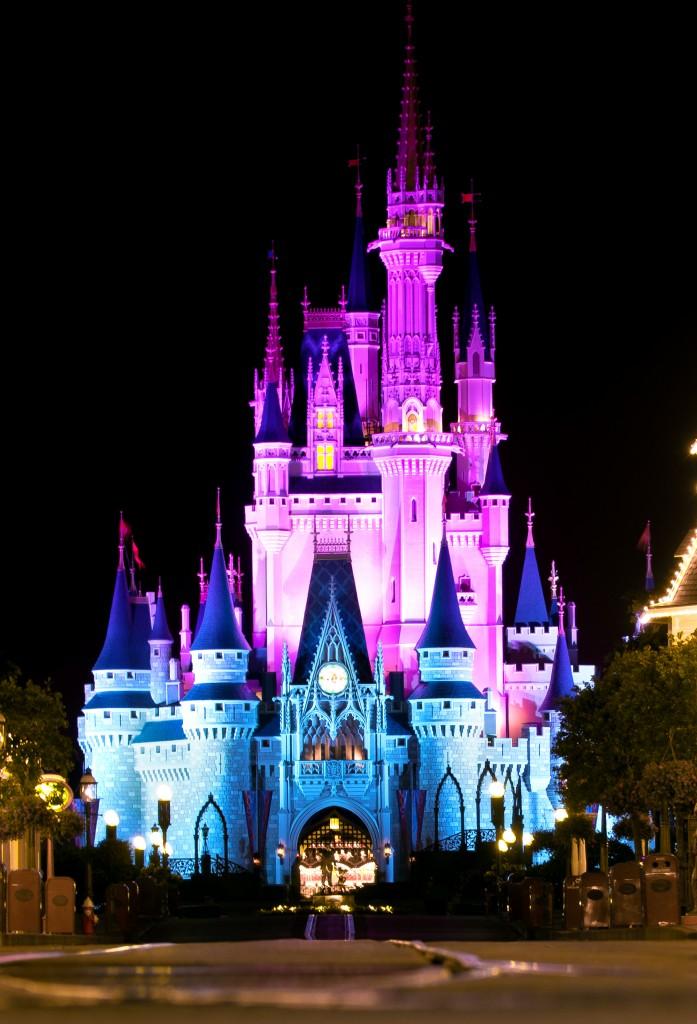 Cinderella Castle At Main Street S End Disney Tourist Blog