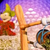 Epcot Flower & Garden Fantasia Magic Broom