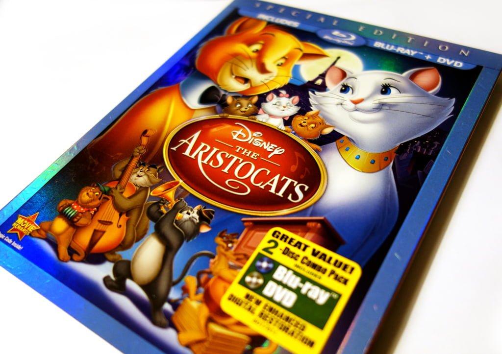 Aristocats Blu-ray