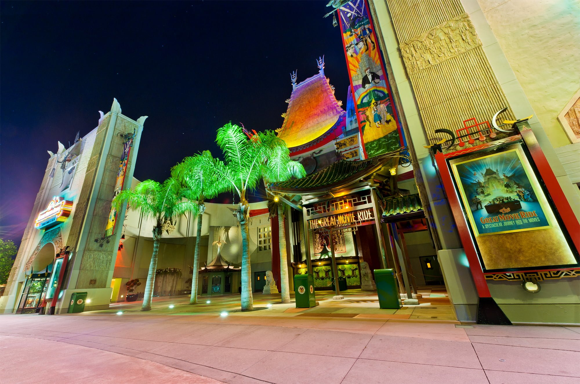 Disney Hollywood Studio Pictures Disney's Hollywood Studios