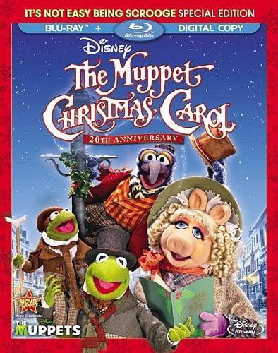 Muppet Christmas Carol cover