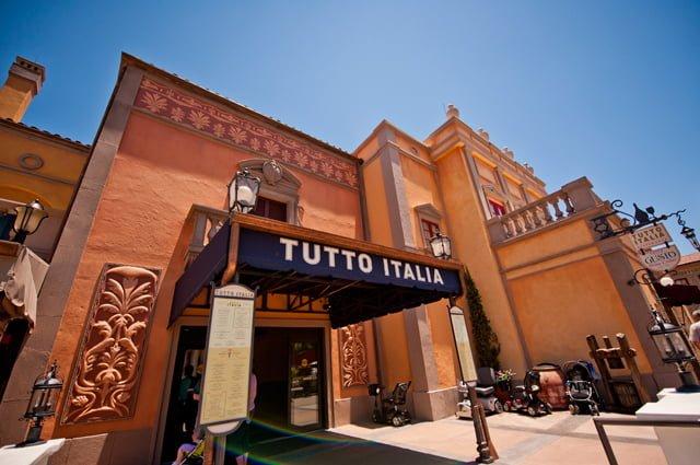 tutto italia review disney tourist blog