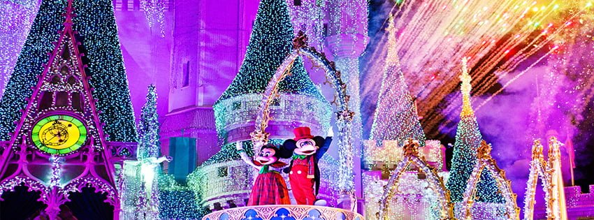 Disney World Christmas Facebook Covers - Disney Tourist Blog