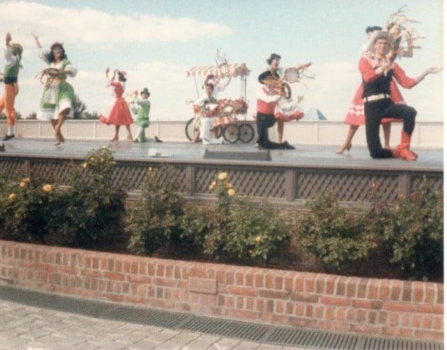 Epcot 1986