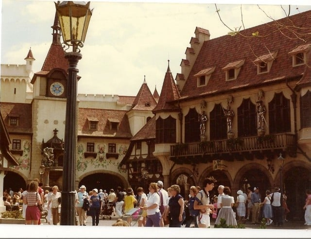 Epcot - Germany - 3-24-1985 - Chad Erickson