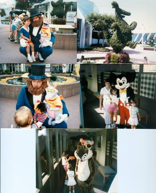 JJ's Archived Disney pics - Jennifer Hyland