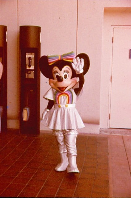 Minnie in Future World 10-85 - Patricia Brown