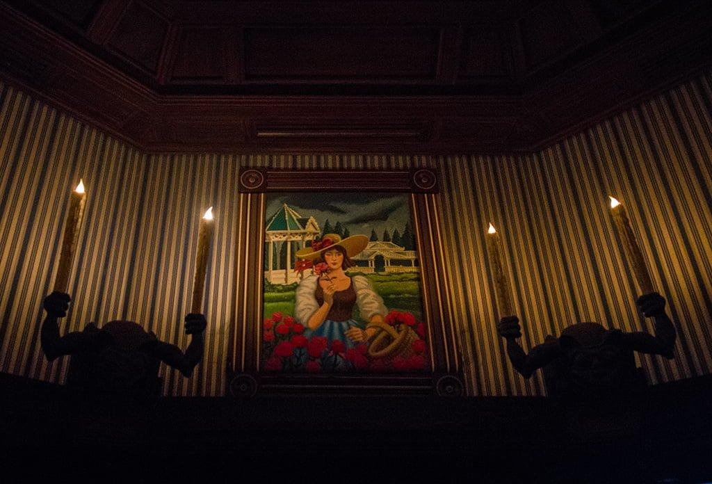 Phantom Manor Photo Tour Amp Review Disney Tourist Blog