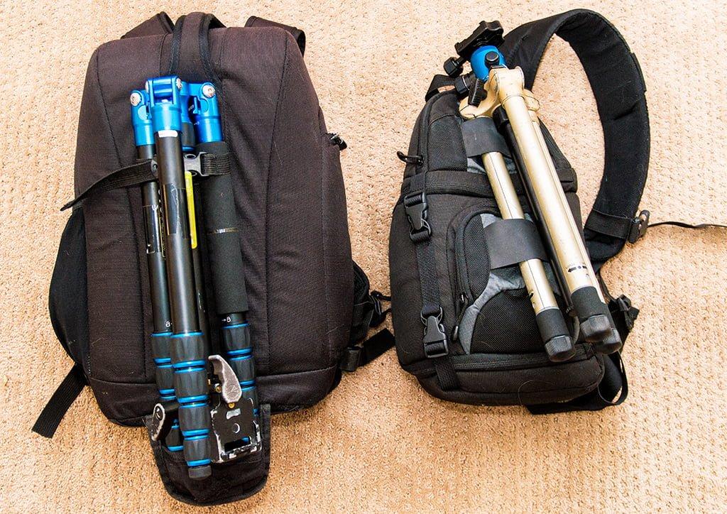 Choosing the Best Camera Bag for Travel - Disney Tourist Blog