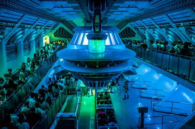 Tomorrowland At Tokyo Disneyland Interesting Facts