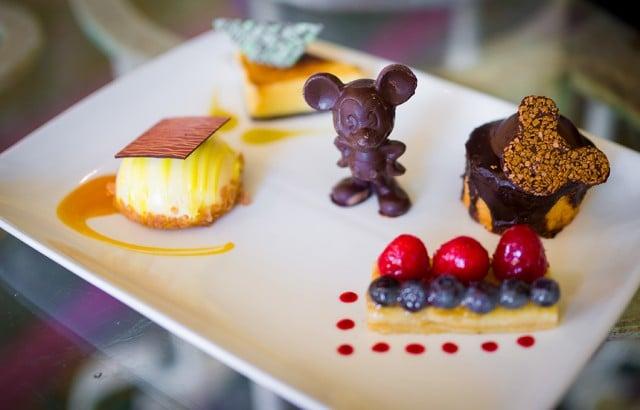 Grand Floridian Cafe Desserts