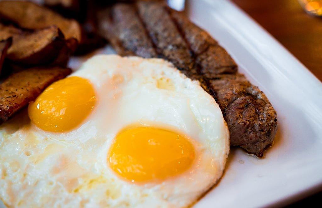 New Kona Cafe Breakfast Menu
