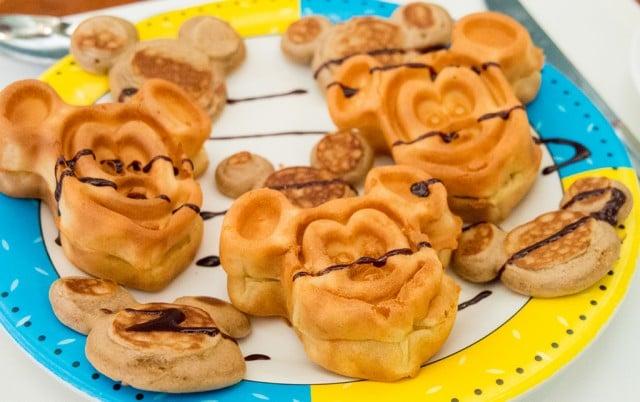 Enchanted Garden Disney Character Breakfast