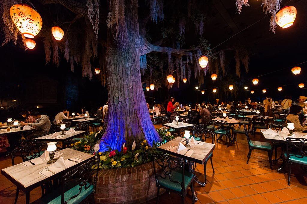 Blue Bayou Restaurant Review Disney Tourist Blog