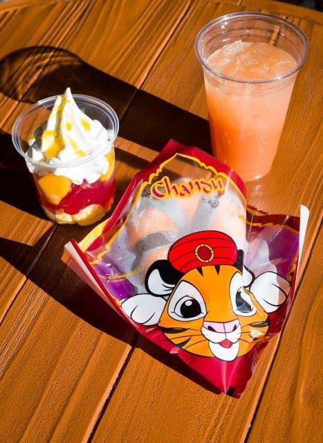 Awesome & Odd Snacks from Tokyo DisneySea