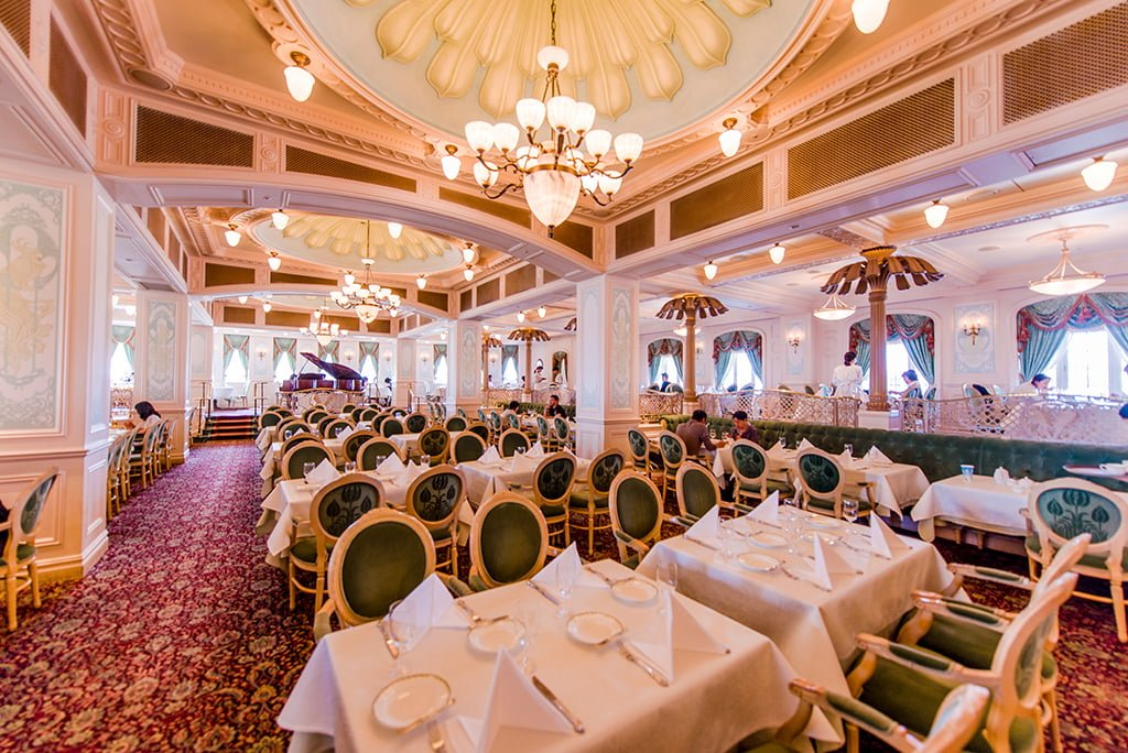 S s columbia dining room review disney tourist blog for S s columbia dining room