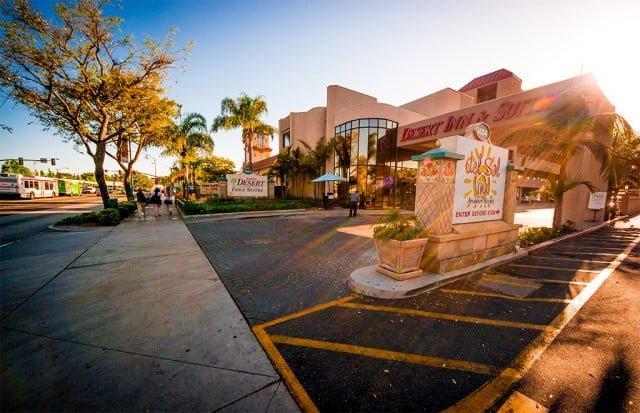 Disneyland Off Site Hotel Review Del Sol Inn Disney