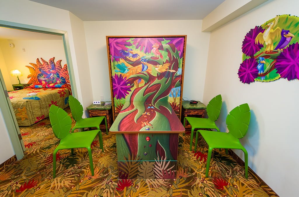 The world is yours: Disney\'s Art of Animation Resort Suites Revie