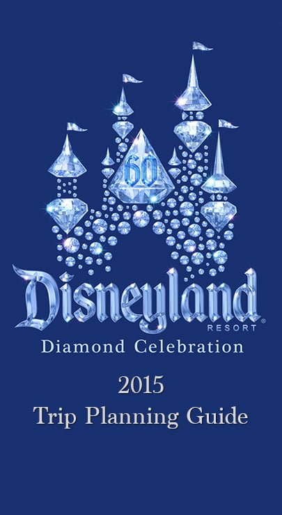 Disneyland diamond anniversary trip planning for Where to go for anniversary trip