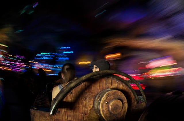 mine-train-dark-ride-long-exposure