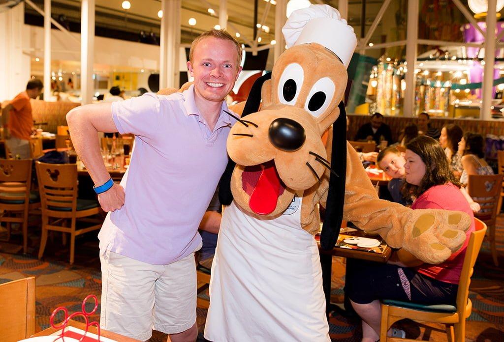 disney meet and greet breakfast places