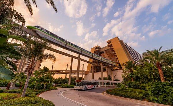 Disney 39 s contemporary resort review disney tourist blog for Contemporary hotel