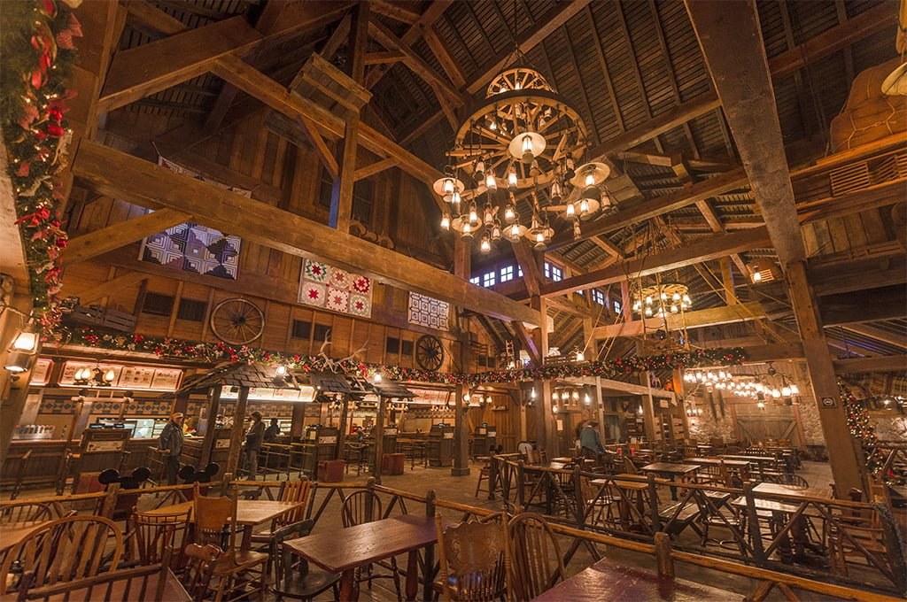 What Restaurants Are There In Disneyland Paris