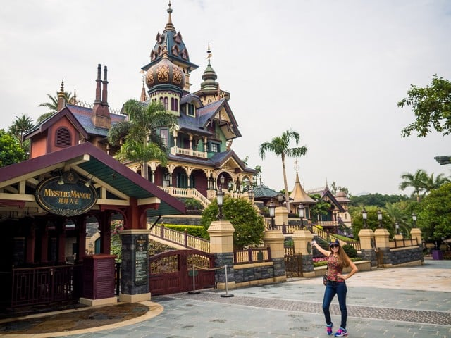 how to go to disneyland hong kong