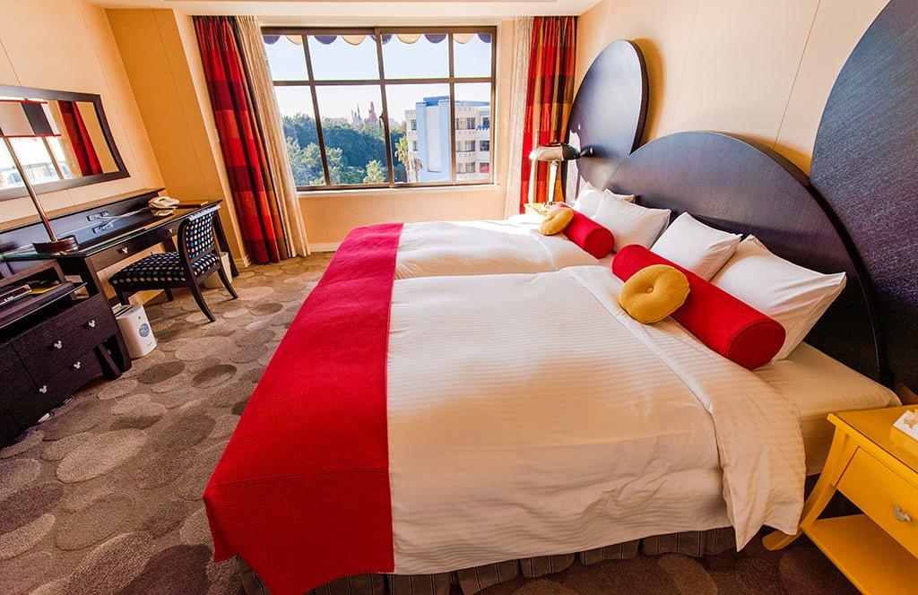 Disney Themed Hotel Rooms Anaheim