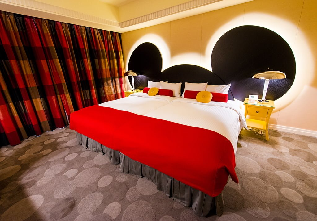 for all of the space in mickey s penthouse suite it only sleeps 2