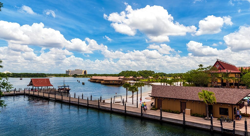 Disney S Polynesian Village Resort Review Disney Tourist
