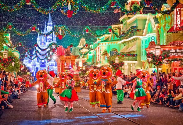 Disney World in November - A complete list of Walt Disney World ride closures and attraction refurbishments, monthly Disney World crowd warnings, and a list of special events at Disneyworld for the month of November. Magic Kingdom ride closures.