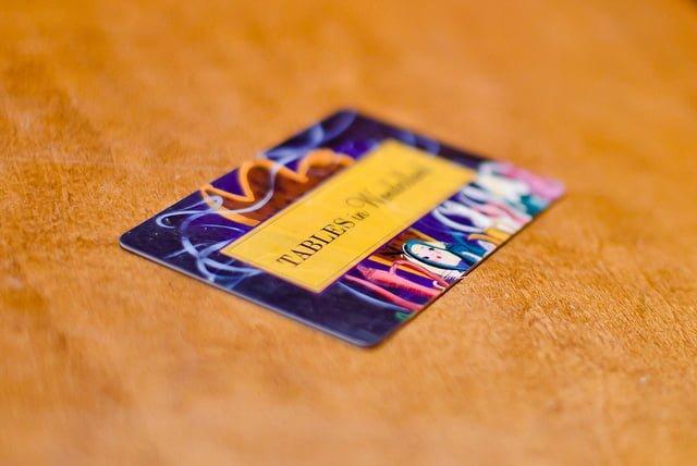 Tables In Wonderland Card 2018 Info Amp Tips Disney